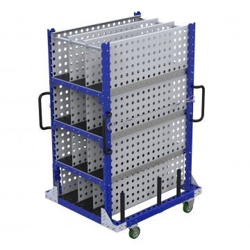 Shelf Kit Cart - 1050 x 1190 mm