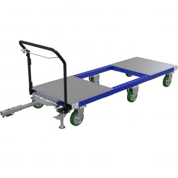 Tugger Cart - 840 x 2380 mm