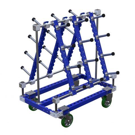 Hose Cart - 770 x 1260 mm