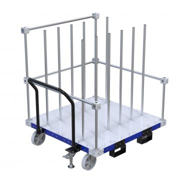 Cart for Cardboard - 1260 x 1260 mm