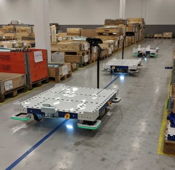 Top Trends in A to B Warehouse Transportation for 2020