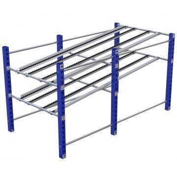 Rack de rodillos - 1260 x 2450 mm