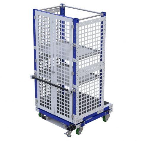 Shelf Cart for Order Picker – 1050 x 1120 mm