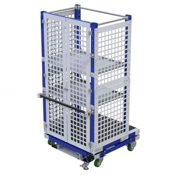 Shelf Cart for Order Picker – 1050 x 1120 mm