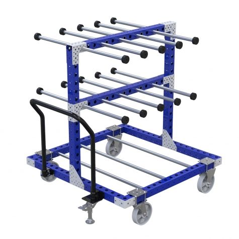 Tube Cart - 1260 x 1260 mm