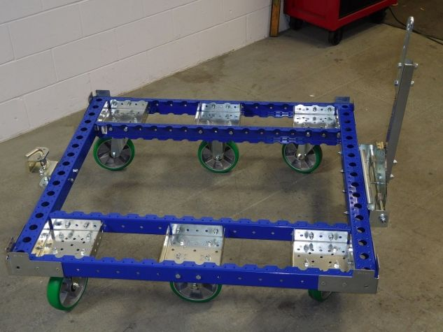 Tugger Cart 48 x 45 inch Without Steel Deck