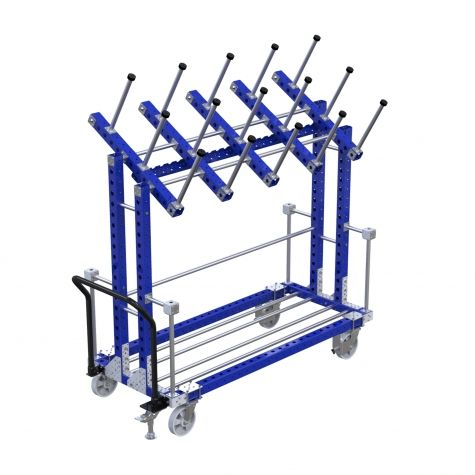 Hanging Cart - 1260 x 1680 mm