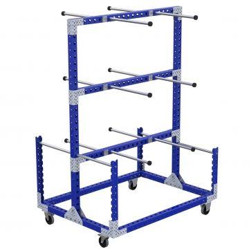 Hanging Cart - 1260 x 1680 mm