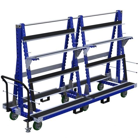 Long Kit Cart – 1610 x 3080 mm
