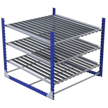 Flow Rack - 1610 x 1610 mm