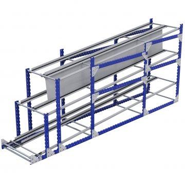 Flow Rack - 875 x 4270 mm