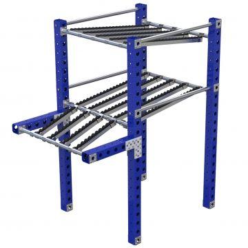 Flow Rack - 840 x 1330 mm