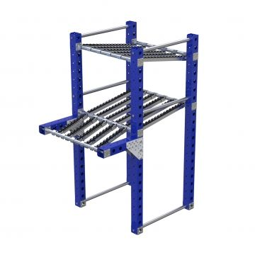 Flow Rack - 770 x 1050 mm