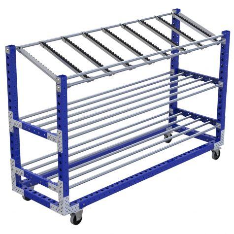 Shelf Cart - 770 x 2450 mm