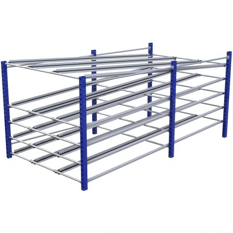 Flow Rack - 2030 x 3710 mm