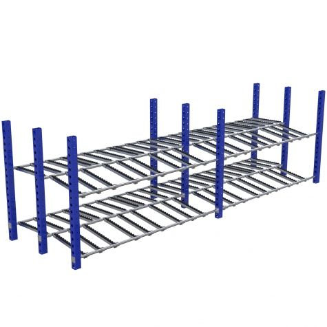 Flow Racks - 1190 x 4410 mm