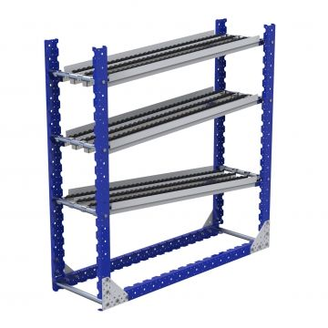 Flow Rack - 420 x 1400 mm