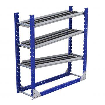 Flow Rack - 420 x 1400 mm