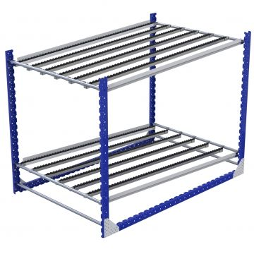 Flow Rack - 1330 x 2030 mm