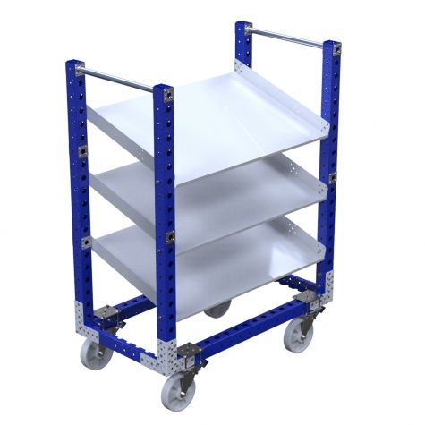 Flow Shelf Cart - 700 x 1260 mm