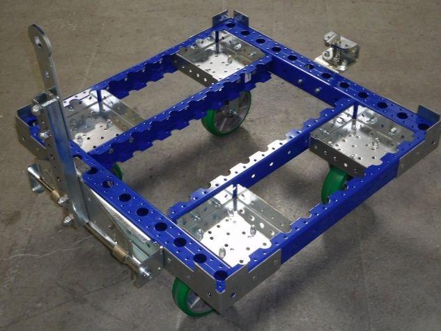 Tugger Cart 840 x 840 mm