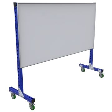 Quality KPI Boards - 1980 x 2450 mm