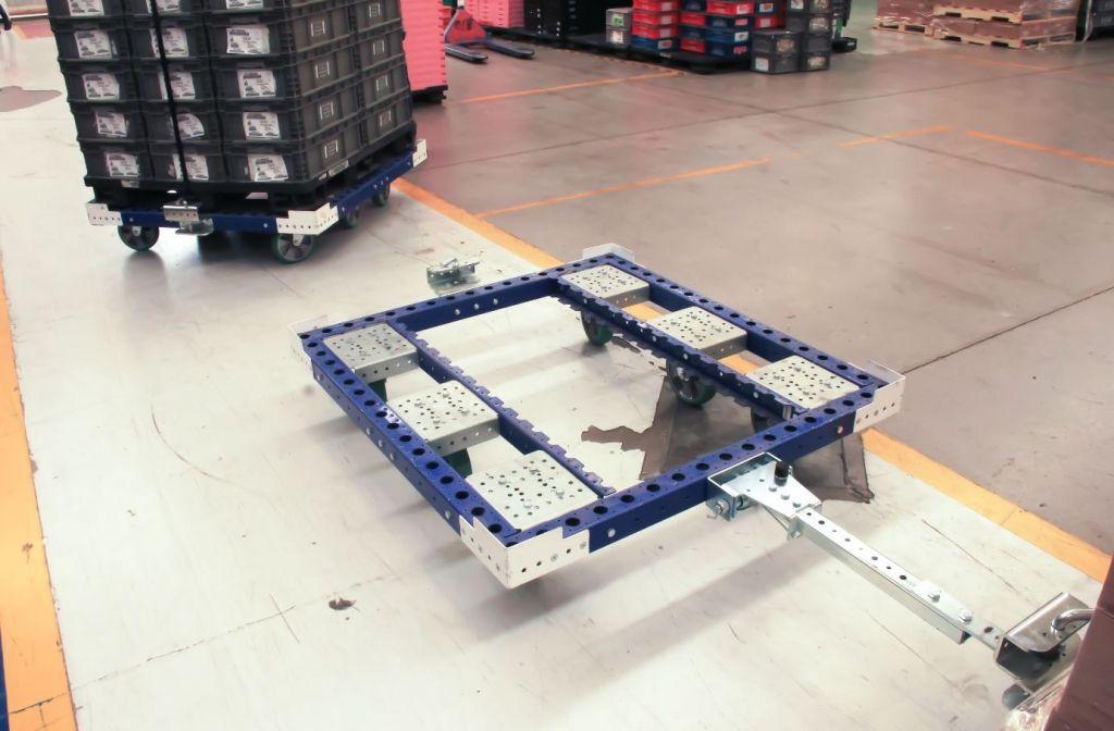 Pallet Tugger Carts