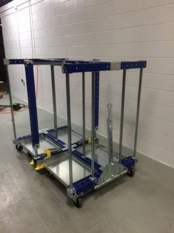 Totes Trolley 620 x 420 mm