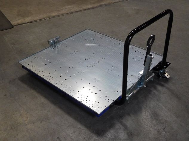 Low Rider 46 x 49 inch Cart