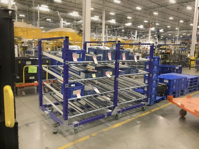 FlexQube Flow Rack