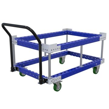 Pallet Push Cart - 840 x 1260 mm