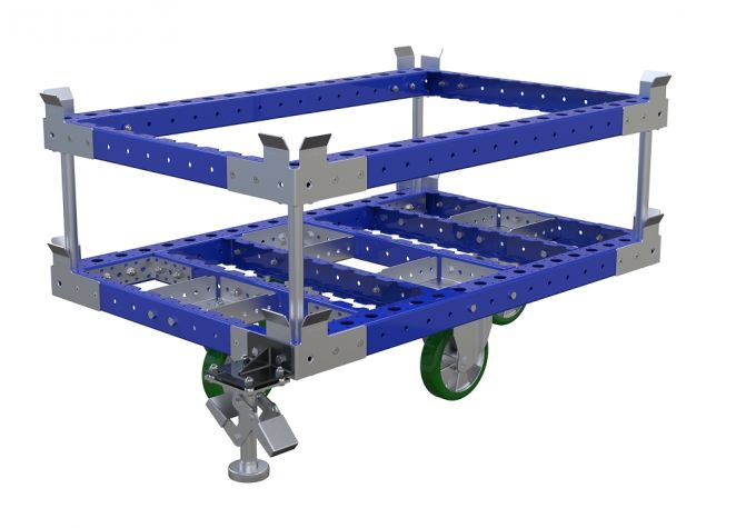 EUR-Pallet Cart Raised Base