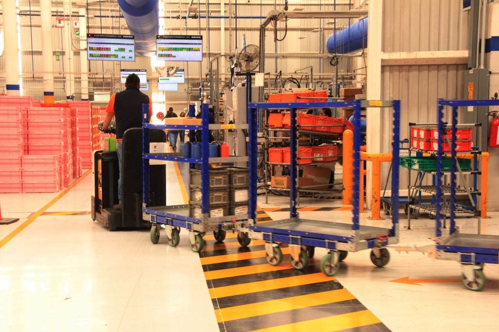 Jidoka and Lean Manufacturing