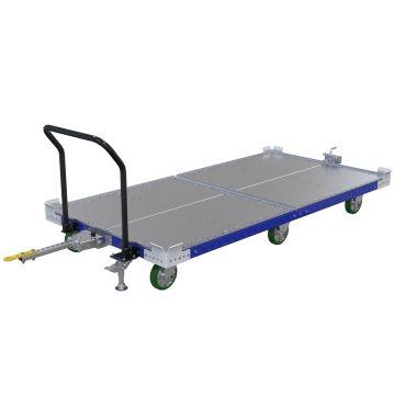 Carro remolcador de palés - 1260 x 2520 mm