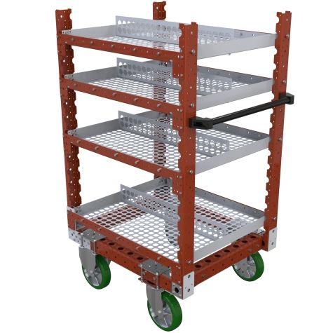 Shelf Cart for E Frame