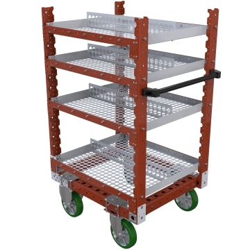 Shelf Cart for E Frame