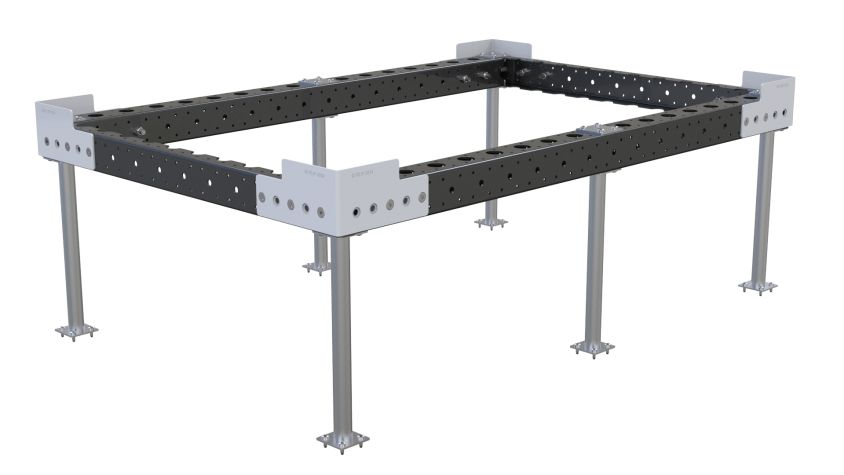 Sub Frame for Pallet Carts