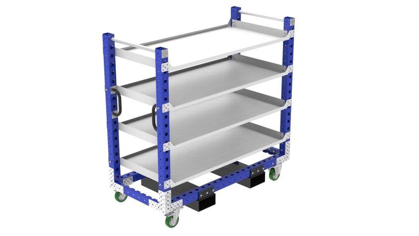 Shelf Cart – 700 x 1540 mm