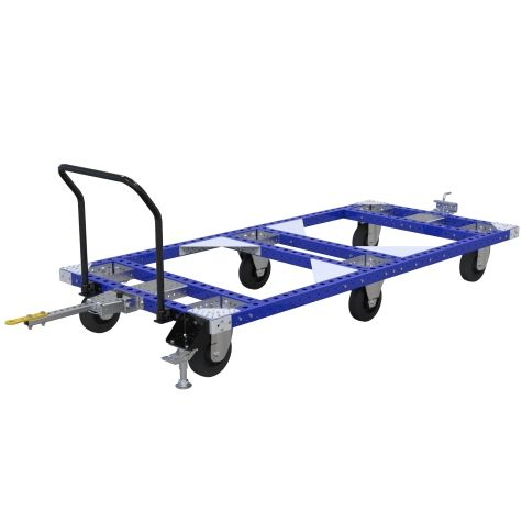 Large tugger cart