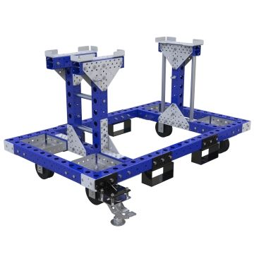 Axle Cart - 910 x 1540 mm