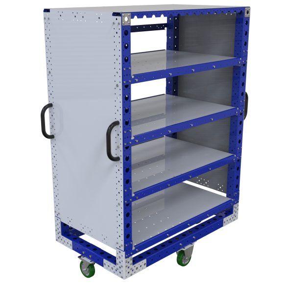 Shelf cart for tools - 700 x 1190 mm
