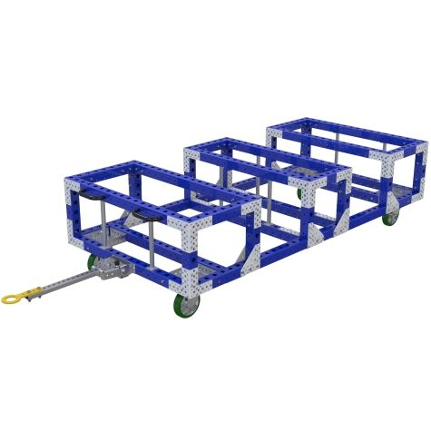Transport Cart for different parts