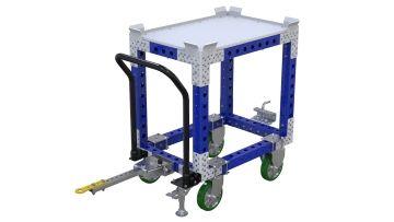 Pallet Tugger Cart