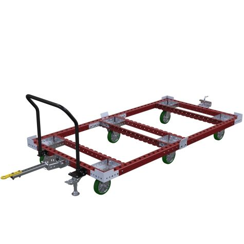 Pallet Tugger Cart – 1260 x 2450 mm