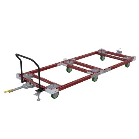 Pallet Tugger Cart – 1260 x 3220 mm
