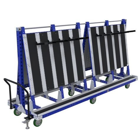 Panel Cart for large panels