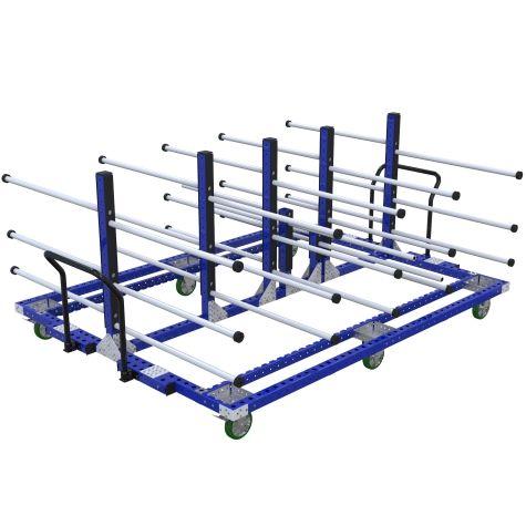 Hanging Cart – 2380 x 3010 mm