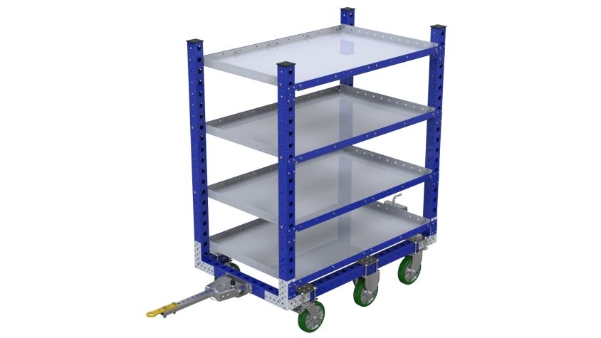 Shelf cart – 840 x 1400 mm