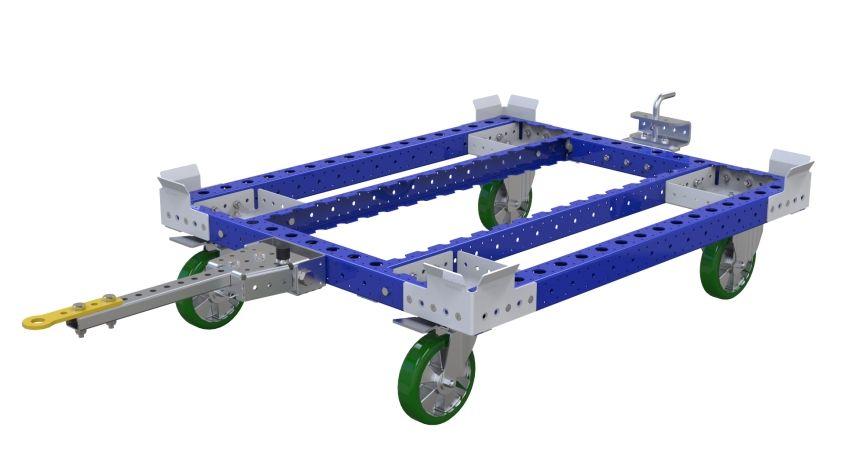 Pallet Tugger Cart - 1050 x 1260 mm