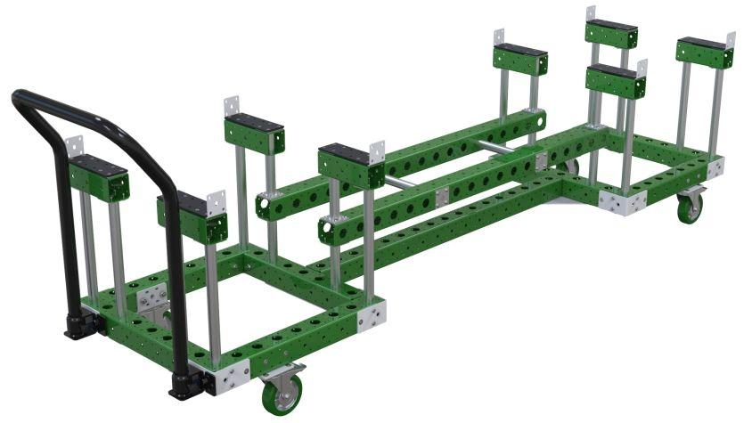 Kit Cart - 630 x 2450 mm